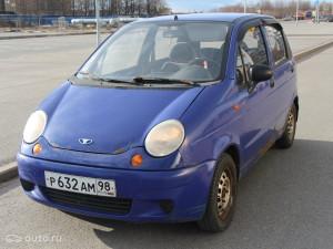 Купить учебный автомобиль Daewoo Matiz